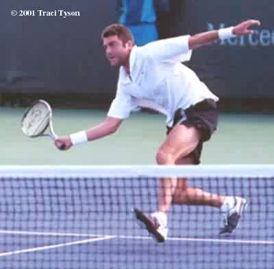 Justin Gimelstob (2001 Indian Wells)