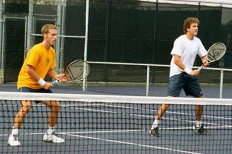 Justin Gimelstob and Alex O'Brien (2001 Montreal)