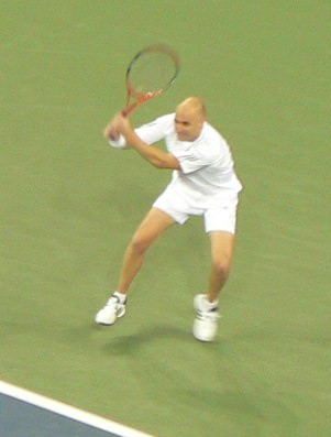 Andre Agassi (2006 US Open)