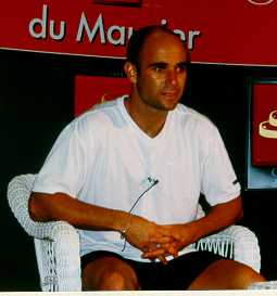 Andre Agassi (1999 Montreal)